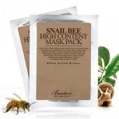 Benton csiga-méh arcmaszk 1 db