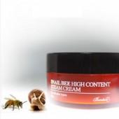 Benton csiga-méh koncentrált arckrém 50 g