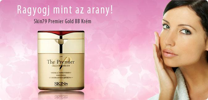 Skin79 Premier Gold BB Krém 40 g